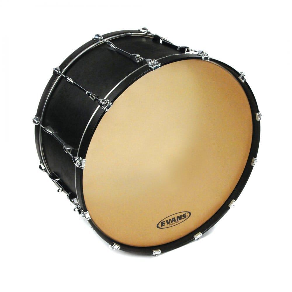 evans strata 1000 concert bass drum head 30 inch. Black Bedroom Furniture Sets. Home Design Ideas