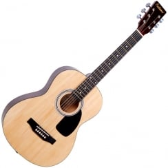 FALCON F200N F200N STUDENT -36 INCH STEEL STRUNG GUITAR - NATURAL