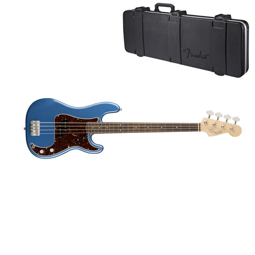 a3bac35d5c Fender Fender American Original 60s Precision Bass Rosewood Fingerboard  Lake Placid Blue