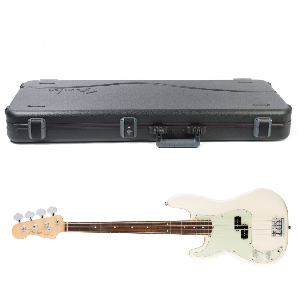 american pro precision bass left handed rosewood fingerboard oly. Black Bedroom Furniture Sets. Home Design Ideas
