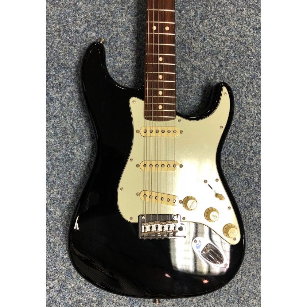 Fender American Pro Stratocaster | Rosewood Fingerboard | Black | Ex Display
