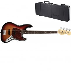 Fender American Standard J-Bass 2012 Series | 3TS | RW Neck | Includes Case