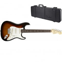 Fender American Standard Strat Series 2012 | 3 Tone | RW Neck | Includes Case
