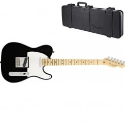 Fender American Standard Telecaster 2012 Series | Black | MN | Includes Case