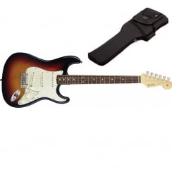 Fender Classic Player `60s Stratocaster | 3 Tone Sunburst | Includes Gigbag