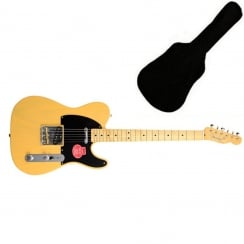 Fender Classic Player Baja Tele | Blonde | MN | Includes Gigbag
