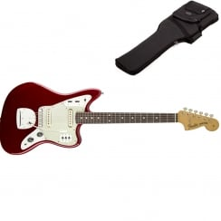 Fender Classic Player Jaguar Special | Candy Apple Red | Includes Gigbag