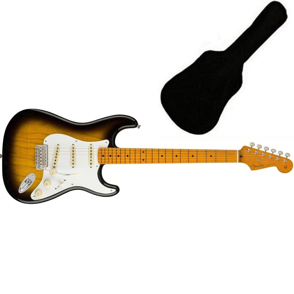 Fender Classic Series 50s Stratocaster Lacquer Maple Fingerboard 2-Color  Sunburst