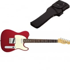 Fender Classics `60s Telecaster | Candy Apple Red | Pau Ferro Neck | Includes Gigbag