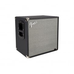 Fender Rumble 112 Bass Cabinet | Black/Silver