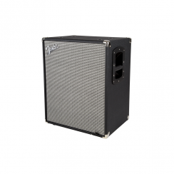 Fender Rumble 210 Bass Cabinet | Black and Silver