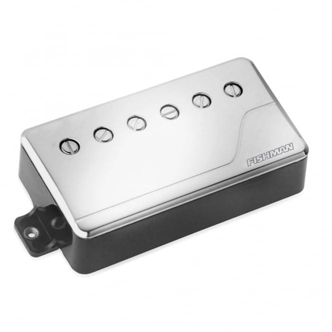 FISHMAN PRF-CHB-NN1 FLUENCE MULTI VOICE PICK UP - CLASSIC HUMBUCKER NECK -NICKEL