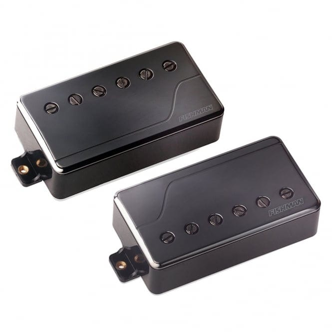 FISHMAN PRF-CHB-SB2 FLUENCE MULTI VOICE PICK UP - CLASSIC HUMBUCKER SET -BLACK