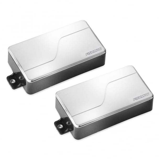 FISHMAN PRF-MHB-SN2 FLUENCE MULTI VOICE PICK UP - MODERN HUMBUCKER SET -NICKEL