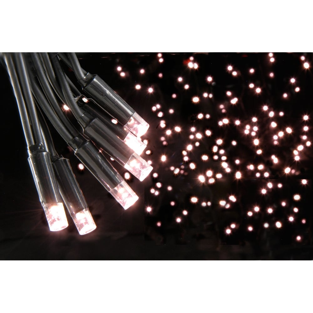 180 LED heavy duty static string light - Warm White from Rimmers Music