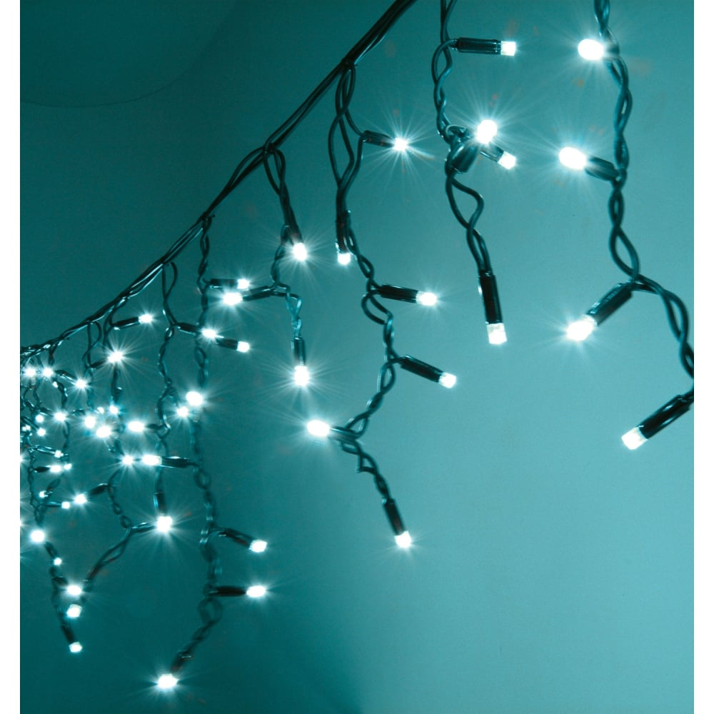 String Lights Music : Heavy Duty Icicle String Lights CY from Rimmers Music