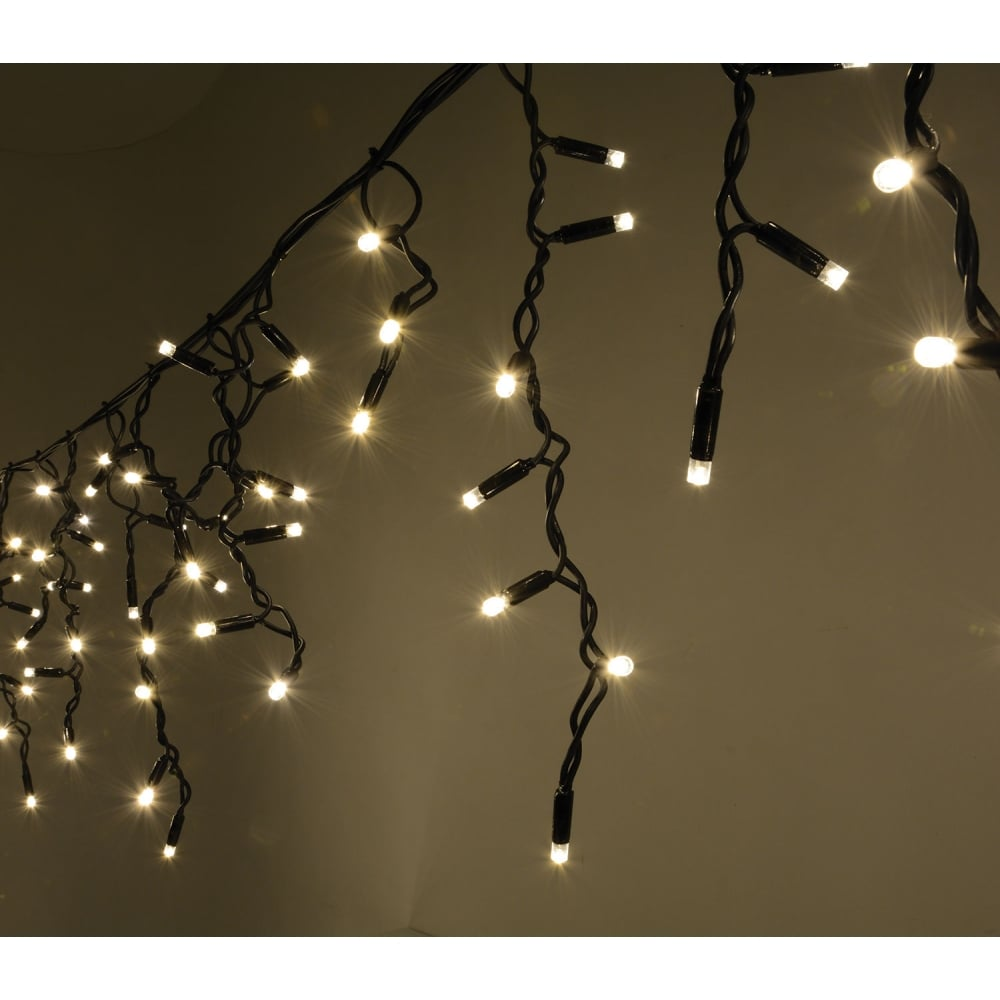 String Lights Music : Heavy Duty Icicle String Lights WW from Rimmers Music