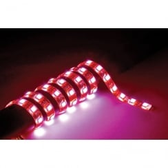 Fluxia Low profile 5m LED tape - Pink