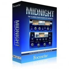 Focusrite Midnight Modelling VST Effects Plug-in Software