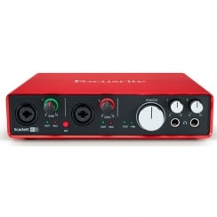 Focusrite Scarlett 6i6 (2nd Gen) Audio Interface