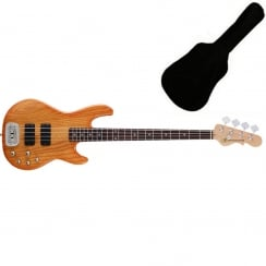 G&L M-2000 Guitar | Honey Burst