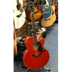 Gretsch G5022CE Rancher Jumbo Electro Acoustic Guitar | Savannah Sunset | Used