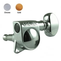 GROVER 305C MID-SIZE ROTOMATIC M/HEADS- CHROME