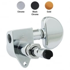 GROVER 602C TIP LOCKING ROTOMATIC M/HEADS - CHROME