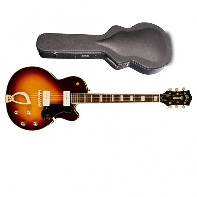 Guild M-75 Aristrocrat Guitar | Antique Burst