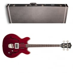 Guild Starfire Bass Guitar | Cherry