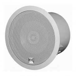 HK AUDIO IL60CTC TWO WAY CEILING SPEAKER 60W WHITE