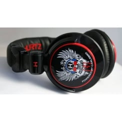 HURTZ DJ Style Phones For Him Black