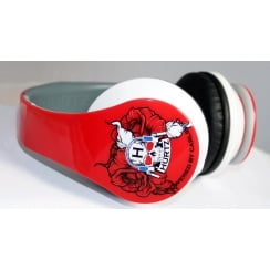 HURTZ Head Arch Phones Red