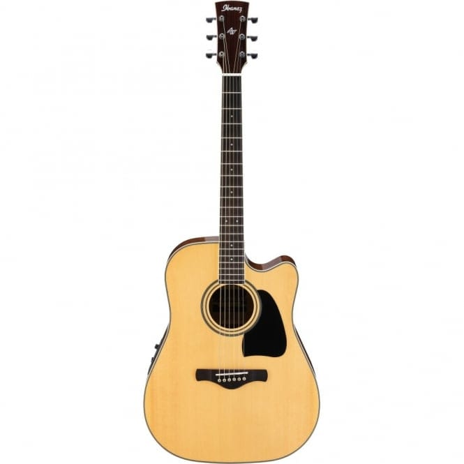 Ibanez AW70ECE-NT ARTWOOD ELECTRO ACOUSTIC, Dreadnought Cutaway, Solid Spruce Top, Natural