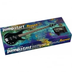 Ibanez IJSR190E-BK Ibanez Bass jump start pack - Black