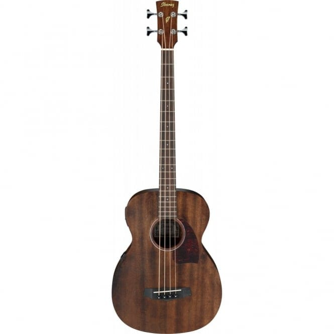 Ibanez PCBE12MH-OPN PC ACOUSTIC BASS, Grand Concert, Mahogany Top, Open Pore Natural
