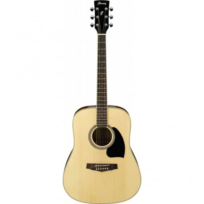 Ibanez PF15-NT PF ACOUSTIC, Dreadnought, Spruce Top, Mahogany back & sides, Natural