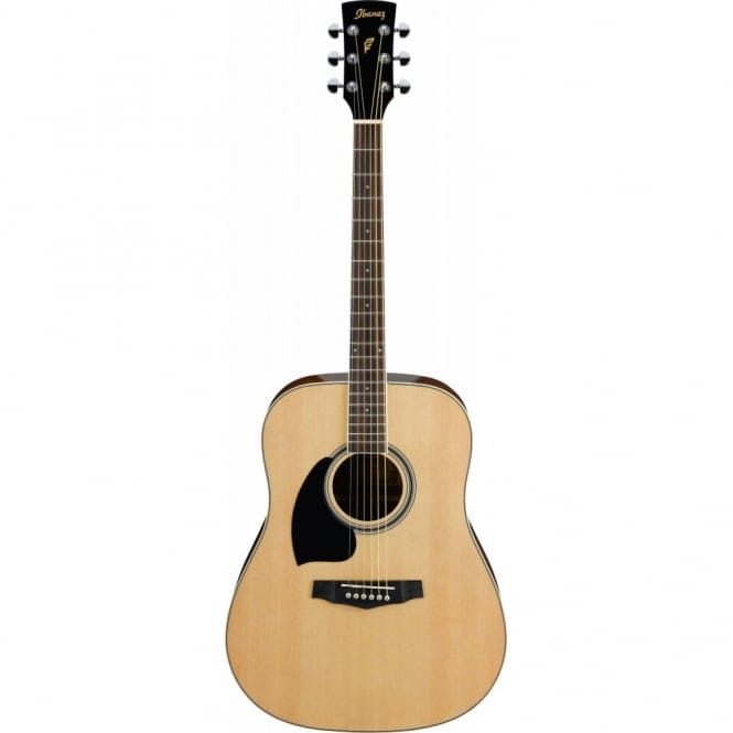 Ibanez PF15L-NT PF ACOUSTIC, Left-handed, Spruce Top, Mahogany back & sides, Natural