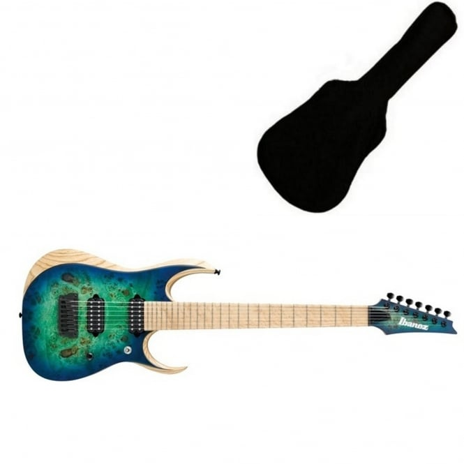 Ibanez RGDIX7MPB-SBB 7 String | Surreal Blue Burst