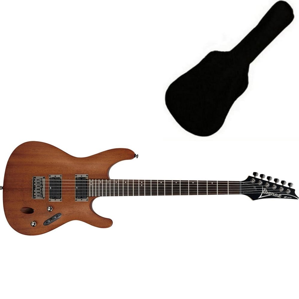 Ibanez S521-MOL Electric Guitar   Mahogany Oil from Rimmers Music