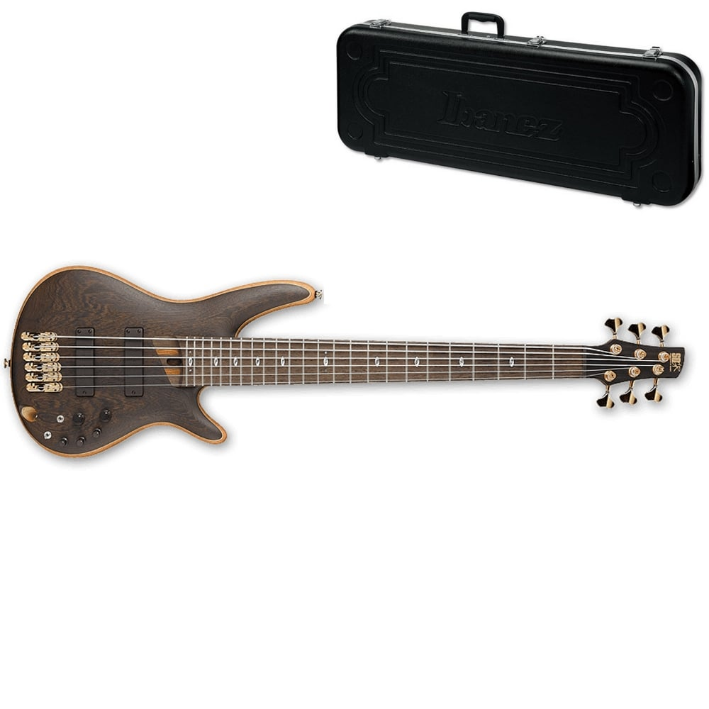 Ibanez SR5006 6-string Electric Bass Guitar from Rimmers Music