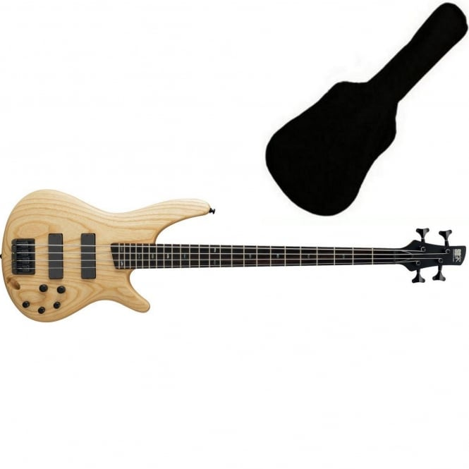 Ibanez SR600-NTF Electric Guitar | Natural Flat