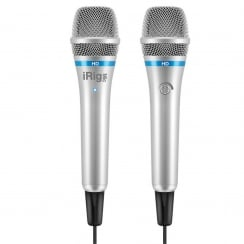 IK Multimedia iRig Mic HD Digital Microphone - Silver -Limited Stock