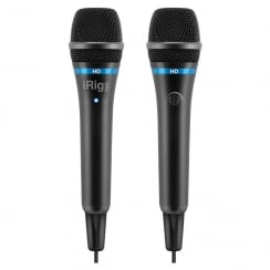 IK Multimedia iRig Mic HD Digital Micophone - Black -Limited Stock