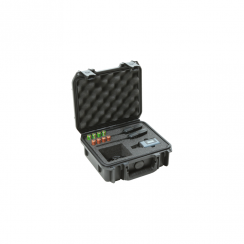SKB iSeries Injection Molded Waterproof Case for Sennheiser SW Wireless Mic Series