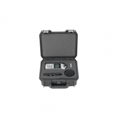 SKB iSeries Injection Molded Waterproof Case for Zoom H4N Recorder