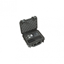 SKB iSeries Injection Molded Waterproof Case for Zoom H5 Recorder