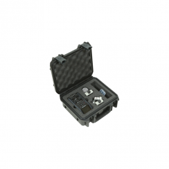 SKB iSeries Injection Molded Waterproof Case for Zoom H6 Recorder