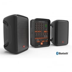 JBL EON208P Portable PA System with Detachable Powered Mixer and Bluetooth