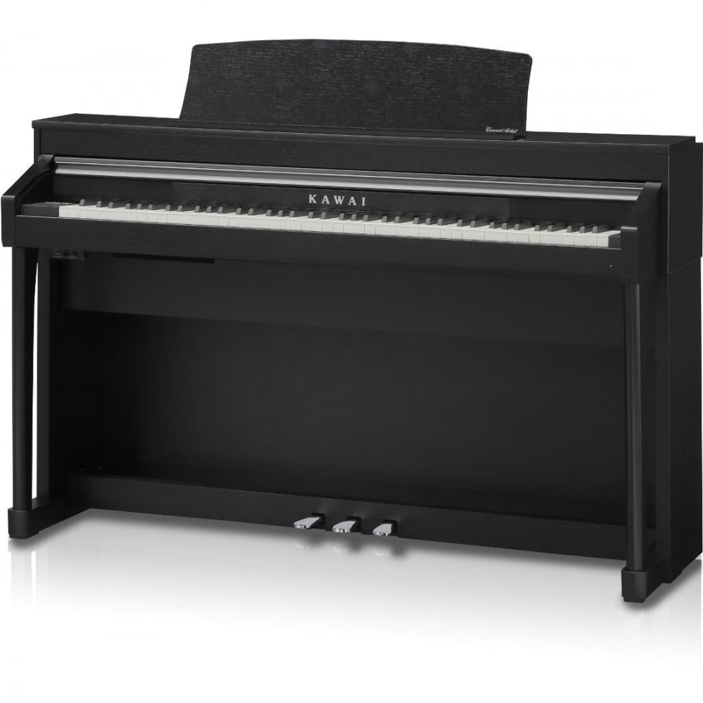 kawai ca67 digital piano black from rimmers music. Black Bedroom Furniture Sets. Home Design Ideas